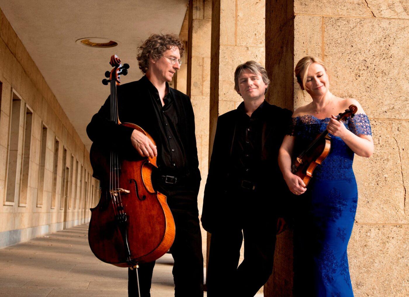 Schweizer Klaviertrio - Swiss Piano Trio 1_credit Neda Navaee -Lands