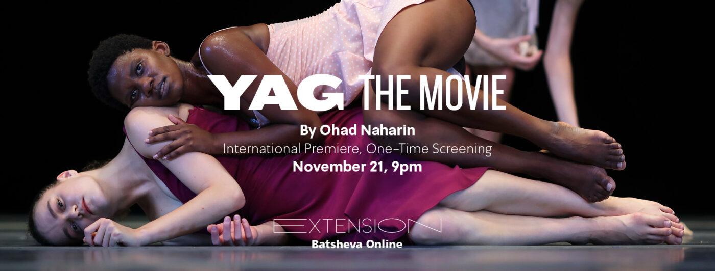 YAG cover - Batscheva