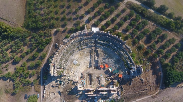 Αρχαίο Θέατρο Νικόπολης