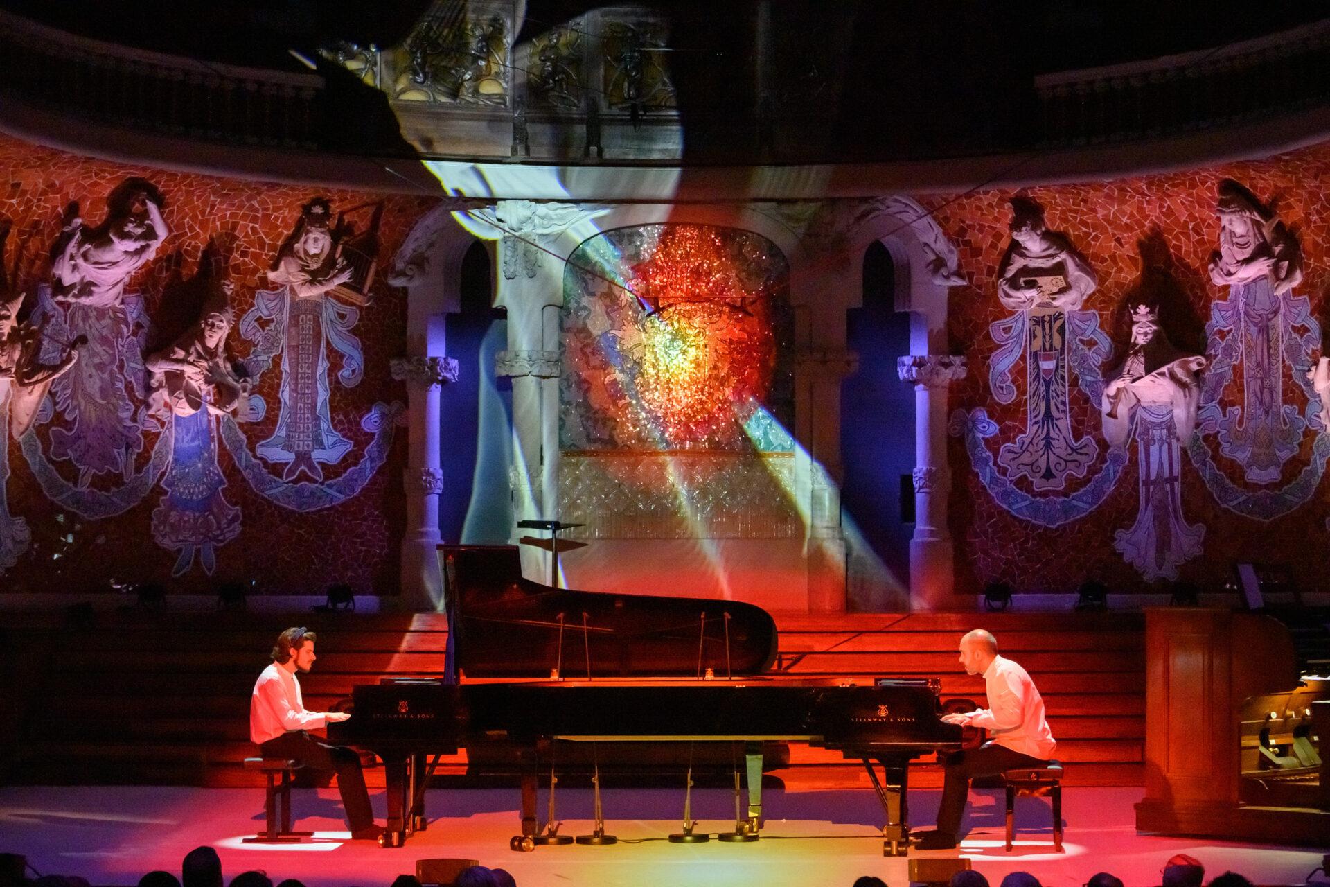 ECHO-Palau de Musica - A. Bofill