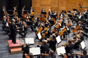 Zubin Mehta e l'Orchestra del Maggio Musicale Fiorentino © Simone Donati - TerraProject - Contrasto