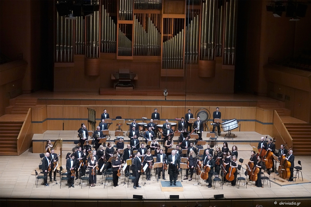 Φιλαρμόνια Ορχήστρα Αθηνών - Βύρων Φιδετζής