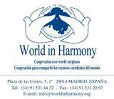 world in harmony logo