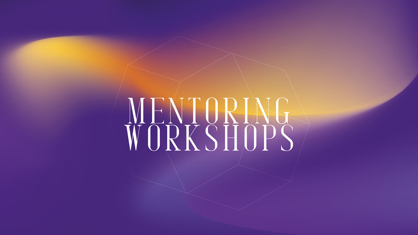 Mentoring workshops